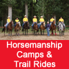 Horsemanship Camp & Trail Ride